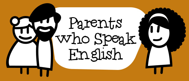 parents speak english