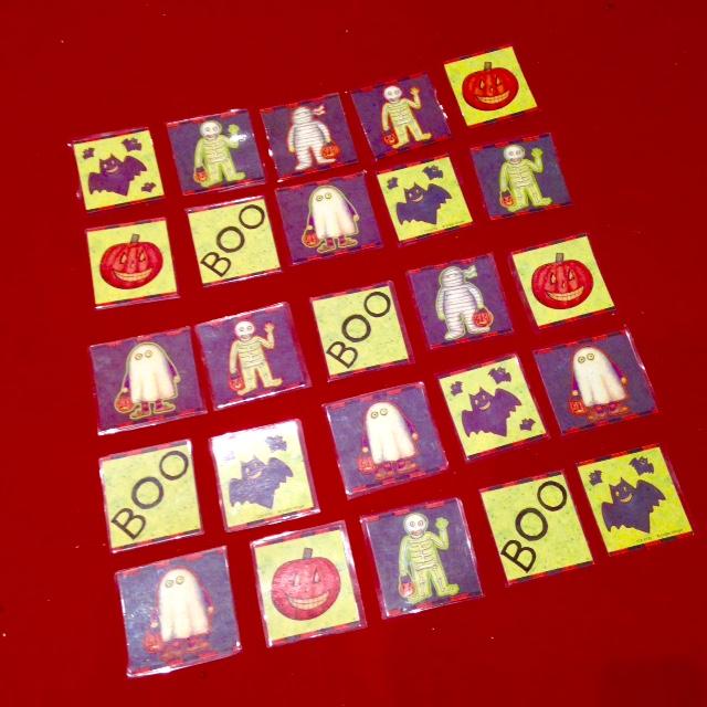 Foto 7. Halloween memory game